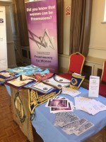 Eye-catching display at Tunbridge Wells Open Day