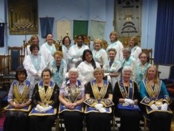 Women Freemasons at Stability
