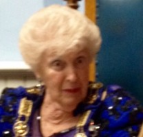 Past Grand Master Sheila Norden